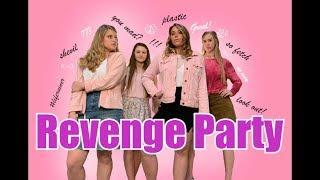 REVENGE PARTY | Mean Girls Music Video