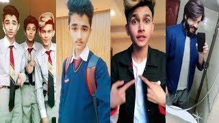 Inside Punjab College Girls Boys TikTok Musically Video| Part 8 | Lahore Punjab Group College