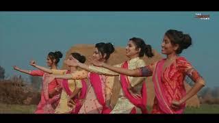 Gidha || Punjabi folk dance || trending bhangra 2018 || Punjab || Girls Dance