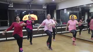 Light Weight | Easy Bhangra Steps | Kulwinder Billa | Step2Step Dance Studio | Girls Dance Video
