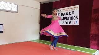 SIS Senior Girls Dance Competition - I