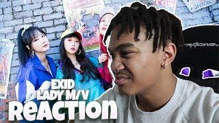 [EXID(이엑스아이디)] 내일해(LADY) 뮤직 비디오 (Official Music Video) - REACTION | THESE GIRLS ARE THE TRUTH
