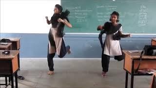 college girls dance performance telugu mass songs