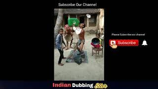Ghutka Bhai Videos | Vigo Videos | Very Funny Videos | Funny Girls Videos |  Indian Dubbing Star