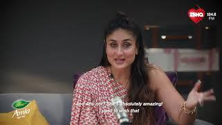Kareena Kapoor Khan On Comparing Herself To Karisma Kapoor | Dabur Amla What Women Want | 104.8 Ishq