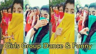 #Tiktok | Girls group dance|Tik Tok Girls|Bollywood videos songs | Musically India Compilation.