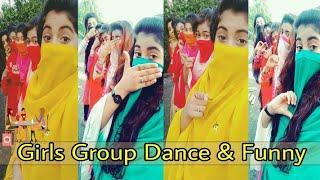 #Tiktok | Girls group dance|Tik Tok Girls|Bollywood videos songs | Musically India Compilation.