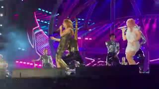 Spice Girls - NGUOTGT, We Are Family & Love Thing (Live In Dublin - SpiceWorld Tour 2019 - 4K)