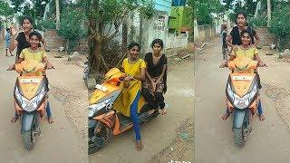 கலகலப்பான கலக்கல் குறும்புகள் டப்ஸ்மாஷ் வீடியோ | Girls Dubsmash video