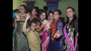 #9Nati at Marriage || Beautiful Pahari Girls Dance on DJ Nati || हिमाचली नाटी