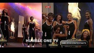 GHANA MOST BEAUTIFUL 2018 GIRLS SHOWS THEIR FIRST DANCING SKILLS