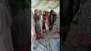Kashmiri girls dance in marriage | kashur khandar | kashmiri wedding
