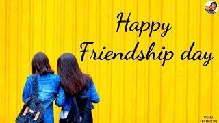 Best Friendship day status video || girls Friendship special whatsapp status video