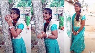 இந்த பொண்ணு செம்மயா பண்ணுது கலகலப்பான கலக்கல் டப்ஸ்மாஷ் வீடியோ | Girls Dubsmash video