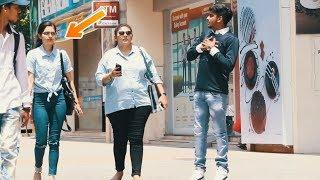 Gasping Breathing Prank On Girls | Pranks In India