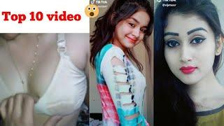 Musically tiktok top 10 viral video cute girls and boys double meaning video