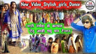 Arjun R Meda New Song | Timli Video Stylish girls Dance | GARBA Gujarati Nonstop Aadivasi
