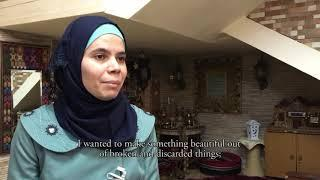Documentary film made by Palestinian young women from Shufaat Refugee camp in Jerusalem - Palestine