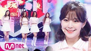 [fromis_9 - Into The New World(Original song:Girls' Generation)] Special Stage   M COUNTDOWN 190103