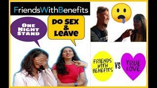 Mumbai Hot Girl Openly Talk About FRIENDS WITH BENEFITS vs LOVE | Epic Public Review by Adesh Gupta
