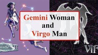 Gemini woman and virgo man love compatibility