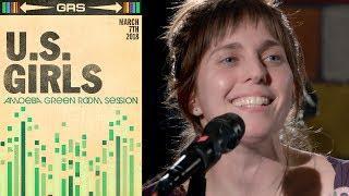 U.S. Girls - Amoeba Green Room Session