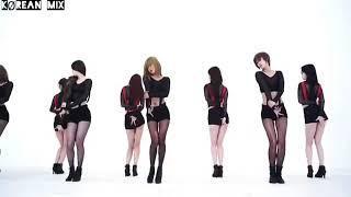 WHAT IF KOREAN GIRLS DANCE ON BABY DOLL||♥KOREAN DANCE♥