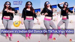 Indian vs Pakistani Beautiful Girls Dance Musically | Tik Tok Musically Funny Video Compilation 2019