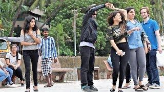 Dancing With Me Prank By Cute Girl | Hollywood Version | PRANKS IN INDIA