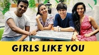 Girls Like You l Team Naach Choreography ft Richard & Chinmay