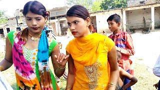 Gaonti Desi Girls Dance Bhojpuri DJ Dance Recoding  Abrar Pathan अबरार म्युजिक
