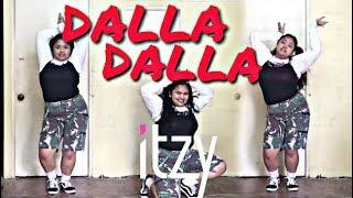 "FAT GIRL DANCES TO 'ITZY ""달라달라(DALLA DALLA)"" DANCE COVER PH 