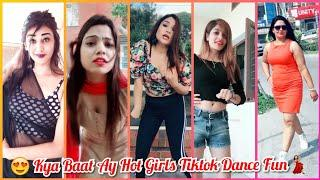 Kya Baat Hai Hardy Sandhu New Punjabi Song Musically Indian Girls Dance Tiktok Video