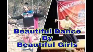 Beautiful Pahari Dance || Pahari Dance By Two Beautiful Girls || Pahari natti