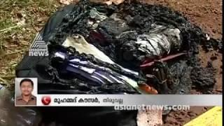 Girl burned alive in Thiruvalla for rejecting love proposal; youth held
