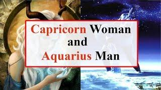 Capricorn woman and aquarius man love compatibility