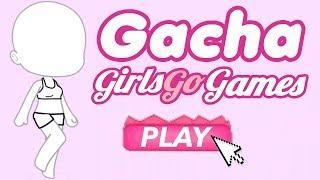 Gacha Girls Go Games (Gachaverse Parody)