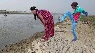 New Whatsapp Girls Funny Comedy Video 2019_Funny Video_Comedy Videos_Whatsapp Comedy Video