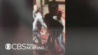 Kansas City Chiefs cut Kareem Hunt over video of brutal assault