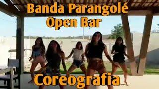 OPEN BAR- BANDA PARANGOLÉ|DANCE GIRLS|COREOGRAFIA