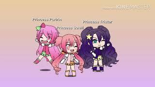 Love Blast Girls OC's (For Bronyboy5463)