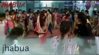College girls dance.on .janu college bhanva jateli ..jhabua best timli dance