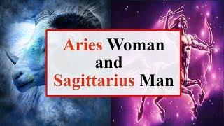 Aries woman and sagittarius man love compatibility