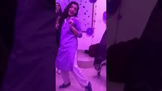 Punjab college girls dance