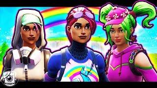 IF GIRLS TOOK OVER FORTNITE - A Fortnite Short Film