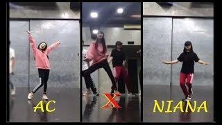"AC Bonifacio x Niana Guerrero - ""Girls Like You"" By Maroon 5    G-Force Bhe Choreography"