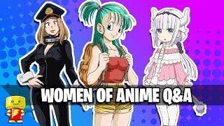 Women of Anime