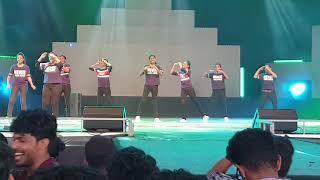 CSE girls dance| Marian Engineering College