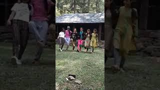 Beautiful Himachali Girls Dance by Nati Sirmour waliye Song 007