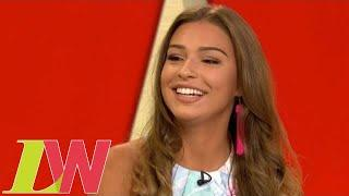 Does Love Island's Zara McDermott Forgive Adam? | Loose Women